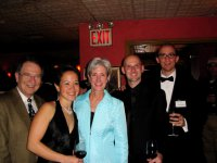Reception with Sebelius