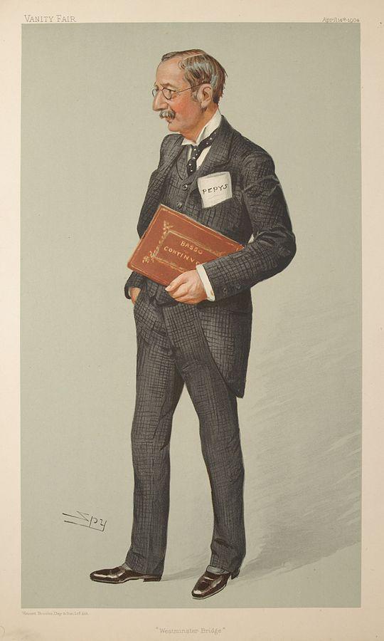 Sir J. Frederick Bridge
